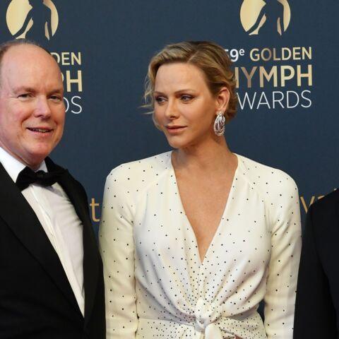 PHOTOS – Charlene de Monaco et son mari Albert, chics et complices à Monte-Carlo