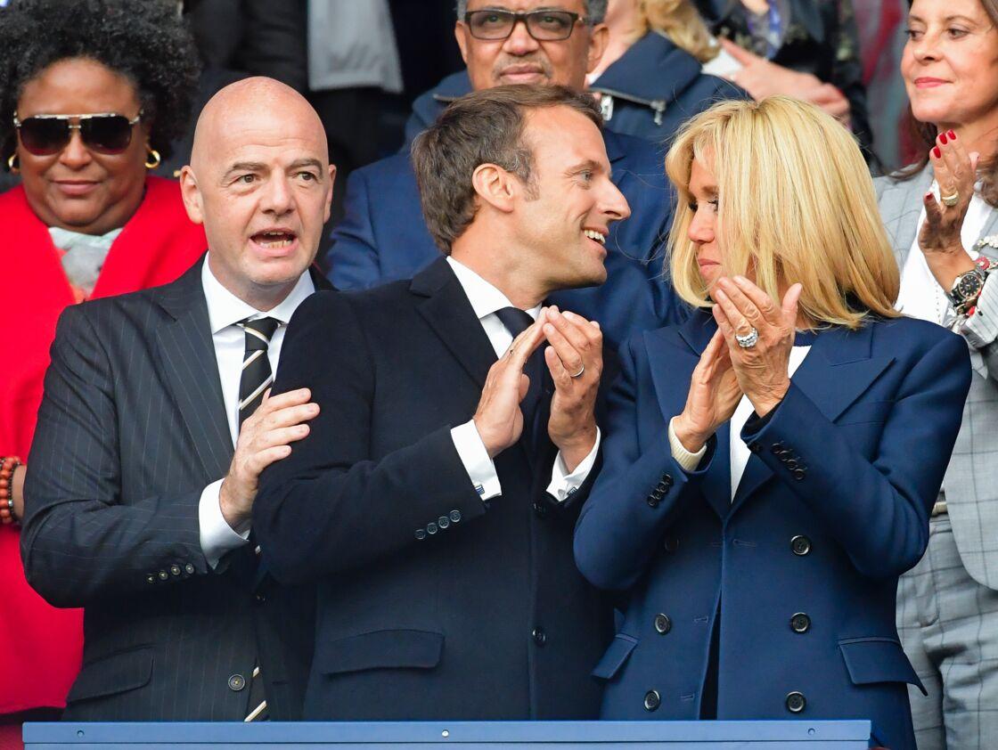 Les Macron, un couple fusionnel