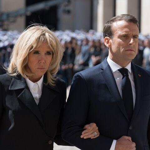 Brigitte Macron Entrainee A Faire Des Choses Assez Folles Par Emmanuel Macron Depuis Le Debut De Leur Histoire Gala