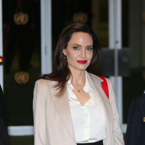 Angelina Jolie politiquement engagée: le futur cauchemar de Donald Trump?
