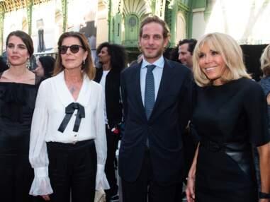 PHOTOS - Brigitte Macron fait sensation chez Chanel entourée de Charlotte Casiraghi et Caroline de Monaco
