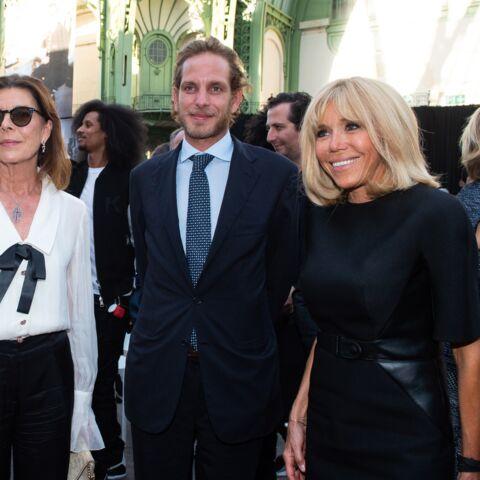 PHOTOS – Brigitte Macron fait sensation chez Chanel entourée de Charlotte Casiraghi et Caroline de Monaco