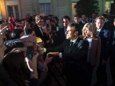 PHOTOS : Brigitte et Emmanuel Macron déchaînés pendant la fête de la musique à l'Elysée aux côtés des Brigitte ou d'Elton John