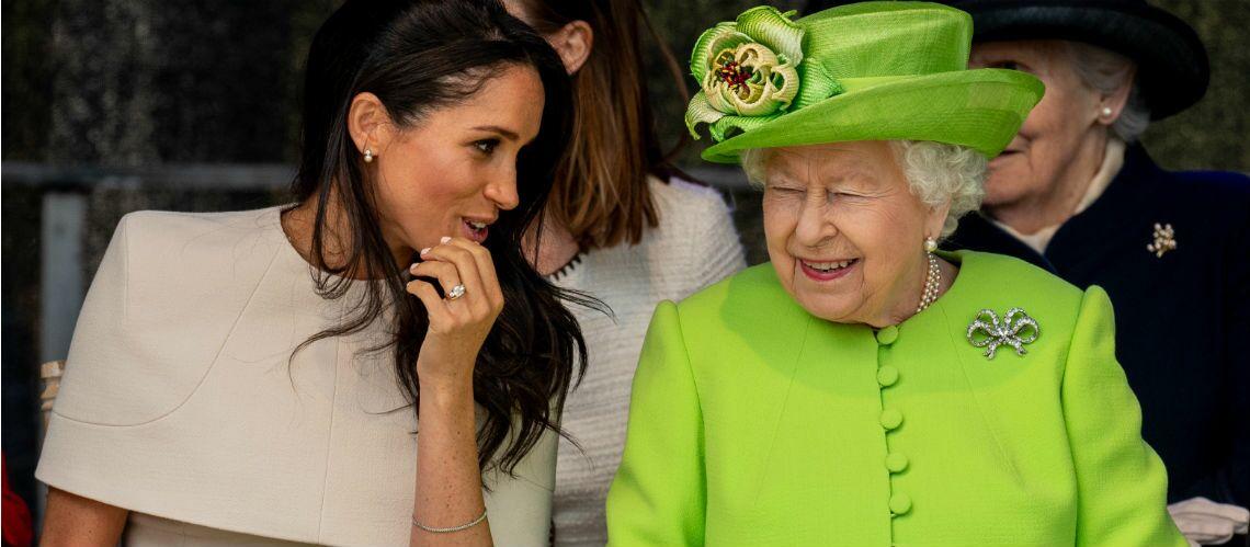 Elizabeth II : son stratagème pour rapprocher William, Kate, Meghan et Harry - Gala