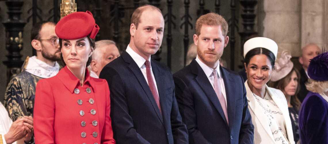 William et Harry en froid : la reine responsable de la dispute entre ses deux petits-fils? - Gala