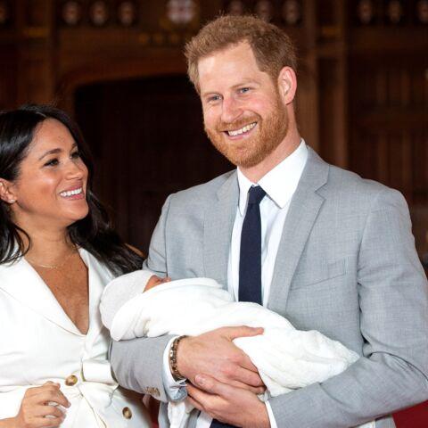 Harry et Meghan, paranoïaques au sujet de la sécurité de leur fils Archie?