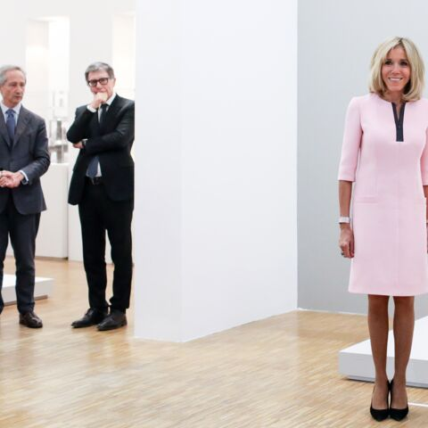 Quand Brigitte Macron retrouve sa grande copine Carla Bruni