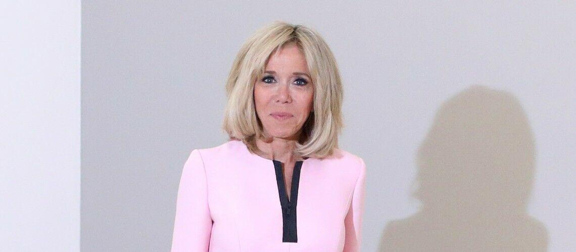 Brigitte Macron à nouveau mise dans l'embarras par Alexandre Benalla - Gala