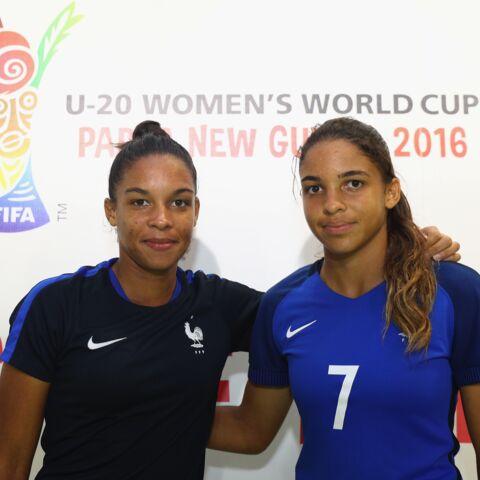 Coupe du monde de foot féminine 2019 – L'incroyable destin de Delphine Cascarino et de sa sœur jumelle