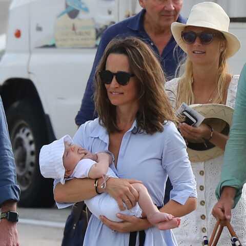 Incroyable! Pippa Middleton: son fils de 8 mois fait déjà du sport avec elle