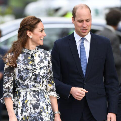 Kate et William: la destination de leur prochain voyage officiel dévoilée