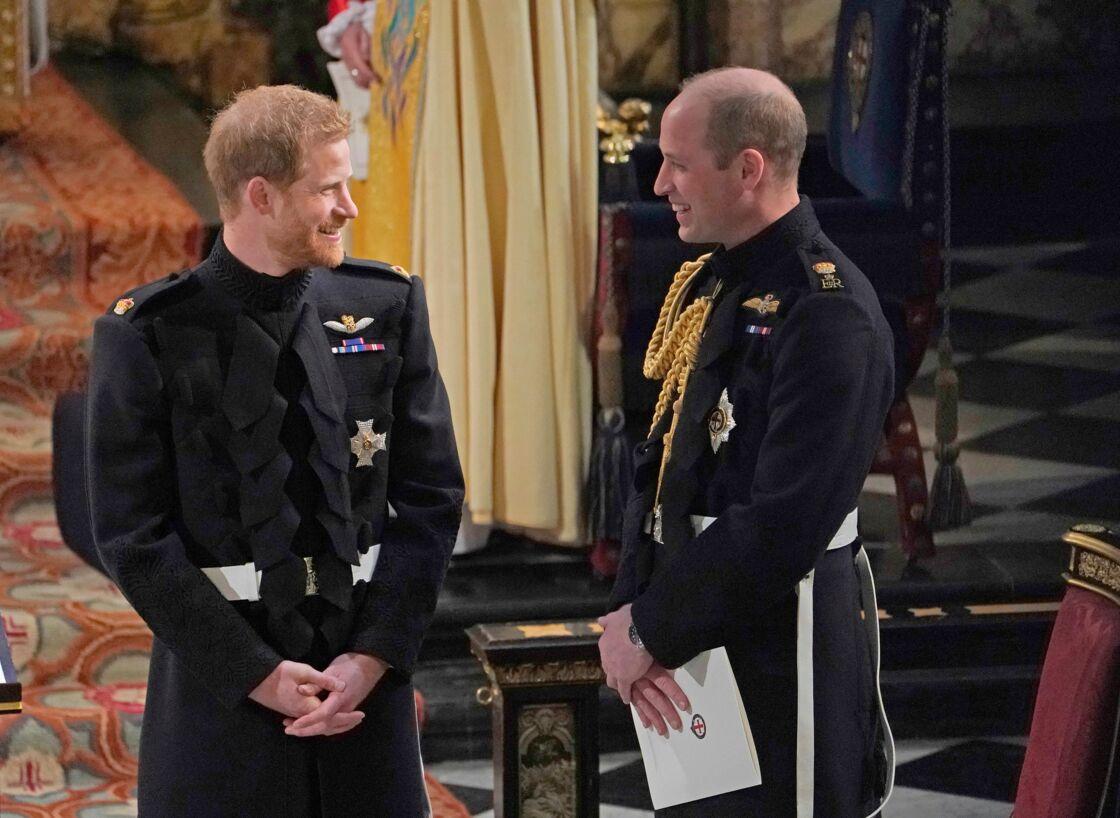 Harry et William : une brouille qui fait jaser