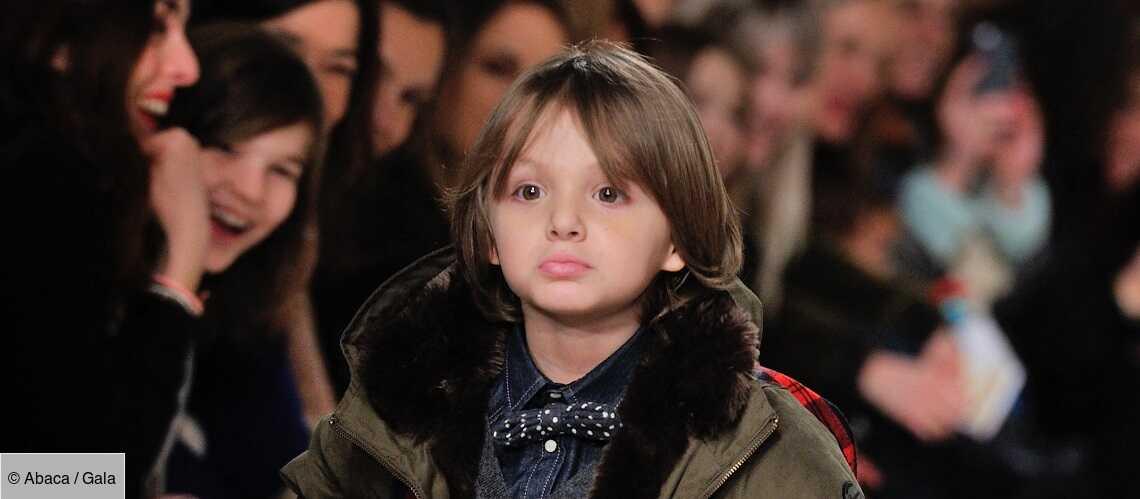 A 9 ans, Milo, le benjamin de Marc Lavoine et Sarah
