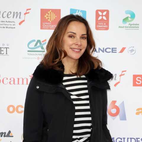 INTERVIEW – Mélissa Theuriau: pourquoi ses enfants ne pourraient pas participer à Au Tableau