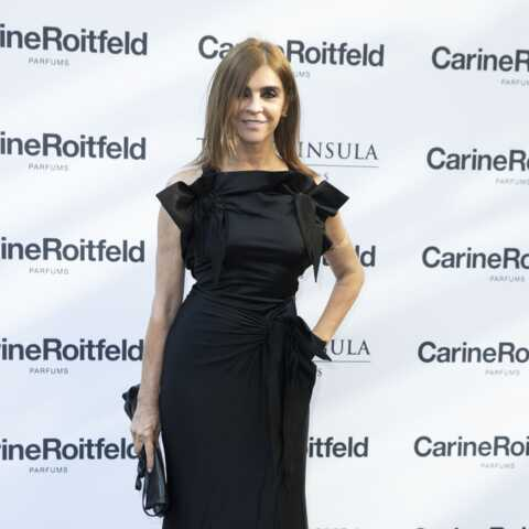 Carine Roitfeld: découvrez les parfums de la reine de la mode
