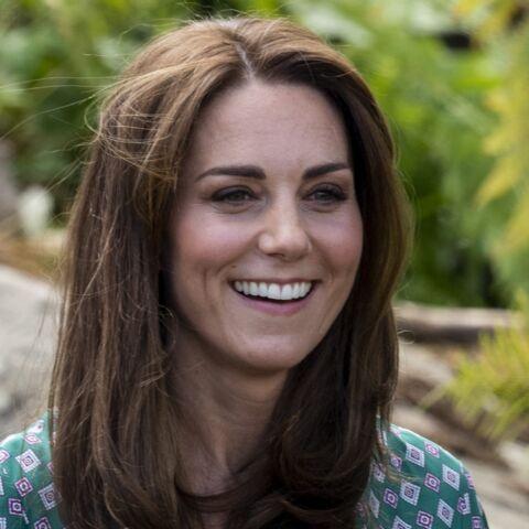 Kate Middleton tout sourire, cette fois elle n'a pas raté son rendez-vous avec Andy Murray