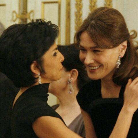 Rachida Dati et Carla Bruni rabibochées?