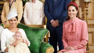 Kate Middleton adresse un nouveau clin d'oeil à Diana au baptême d'Archie