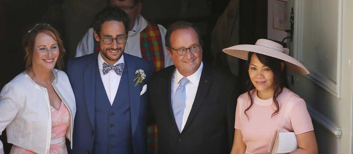 François Hollande : cette blague lâchée juste avant la naissance de sa petite-fille Jeanne - Gala