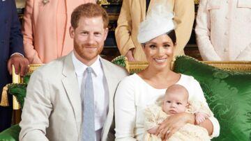 La touchante attention de Meghan pour Harry au baptême de leur fils Archie