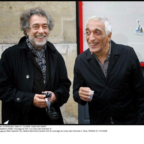 Le cœur des hommes 3: ça ne rigole plus entre Gérard Darmon et Marc Esposito