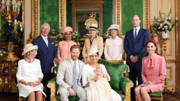 Kate Middleton mal à l'aise sur la photo de baptême d'Archie?