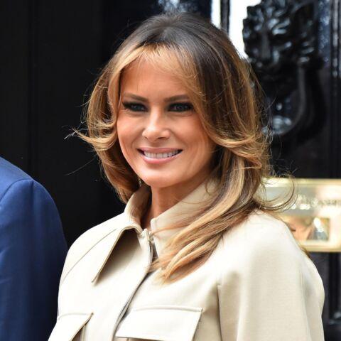 """Melania Trump a fait installer une """"glam room"""" à la Maison Blanche"""