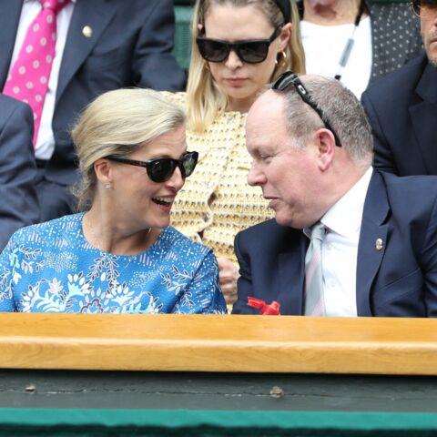 PHOTOS – Albert de Monaco sans Charlene à Wimbledon