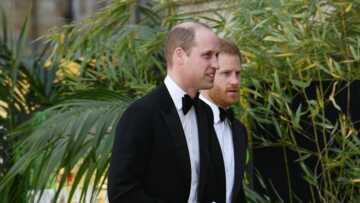 Le prince William: ce qu'il reproche à son frère Harry au sujet du baptême d'Archie