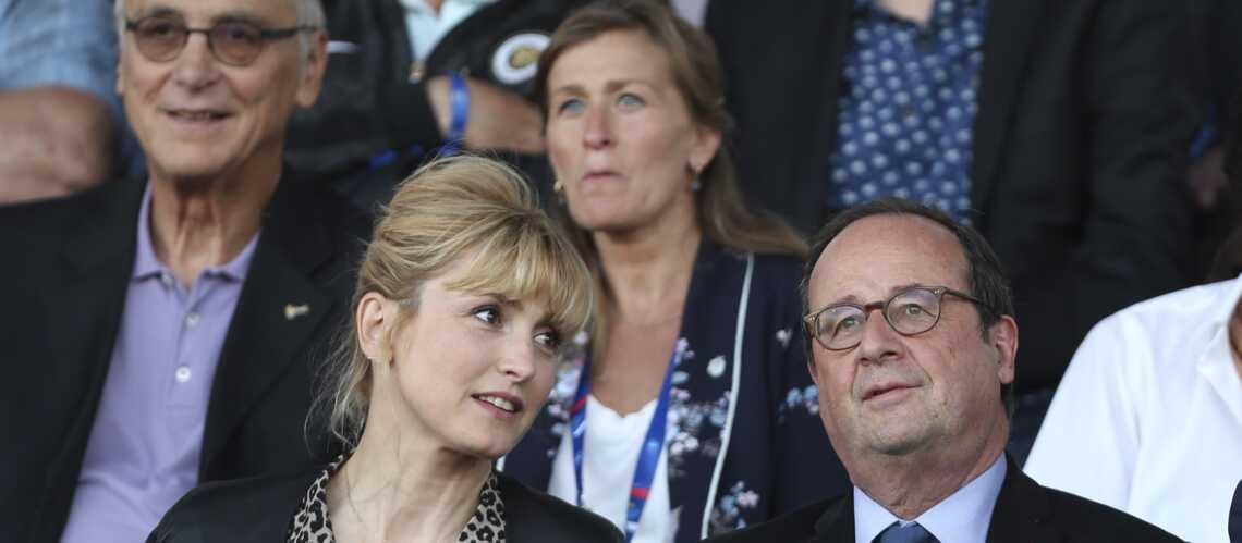 Le stratagème de François Hollande et Julie Gayet pour garder secrète leur idylle à l'été 2013 - Gala