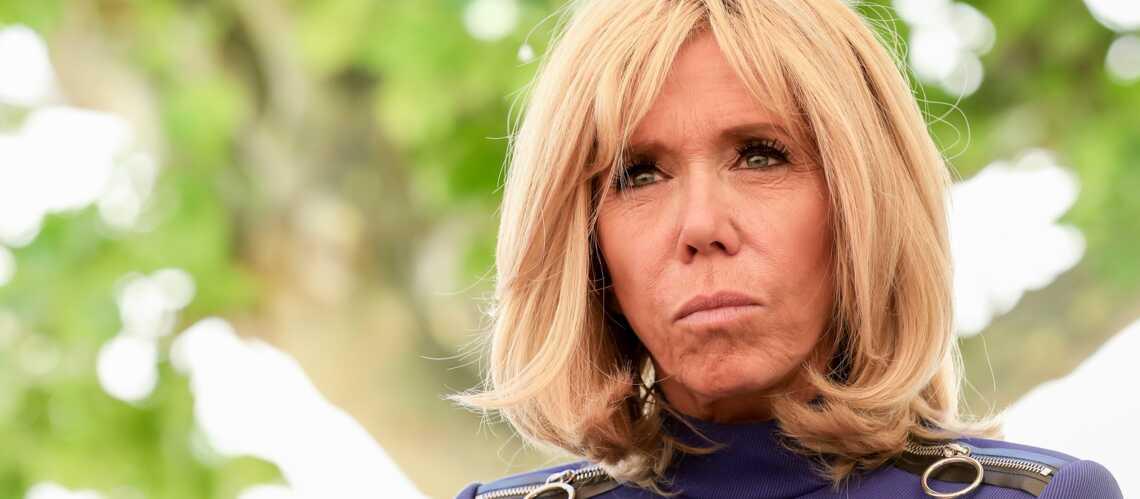 Brigitte Macron, une femme de réseau? - Gala