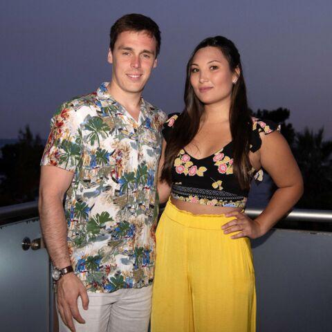 Louis Ducruet: soirée mondaine avec sa fiancée à Monaco deux semaines avant son mariage
