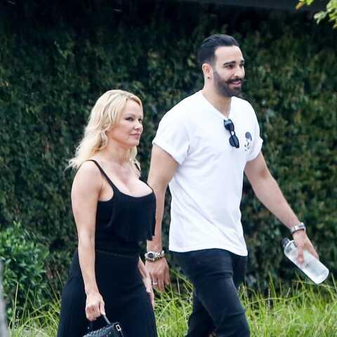 Eté noir pour Adil Rami: après sa rupture avec Pamela Anderson, il s'apprête à être licencié par son club