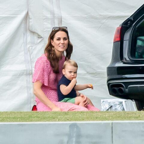 Kate Middleton reçoit un cadeau très fashion pour le prince Louis de la part d'une légende du tennis