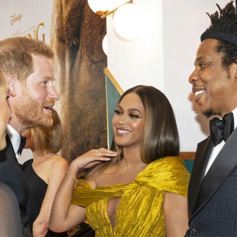 Le prince Harry très fier de partager un progrès de son fils Archie avec Beyoncé et Jay-Z
