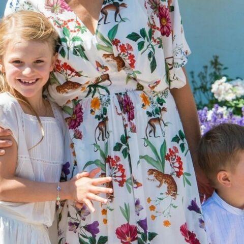 PHOTOS – Victoria de Suède a fêté ses 42 ans, avec ses enfants Estelle et Oscar qui ont bien grandi