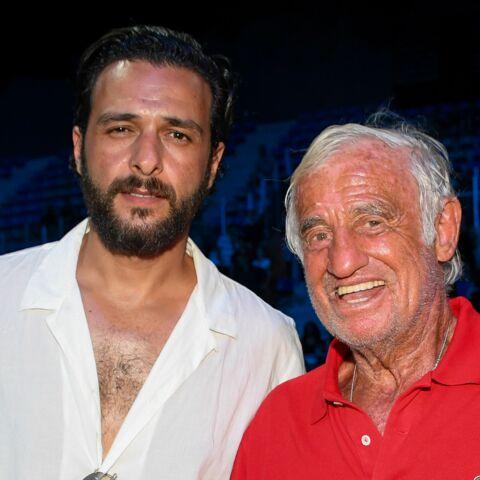 "PHOTO – Jean-Paul Belmondo en grande forme: Maxim Nucci partage leur ""incroyable soirée"""