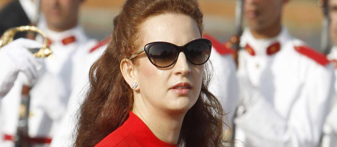 La princesse Lalla Salma en Grèce : pourquoi elle n'a pas le droit de voyager avec ses deux enfants - Gala