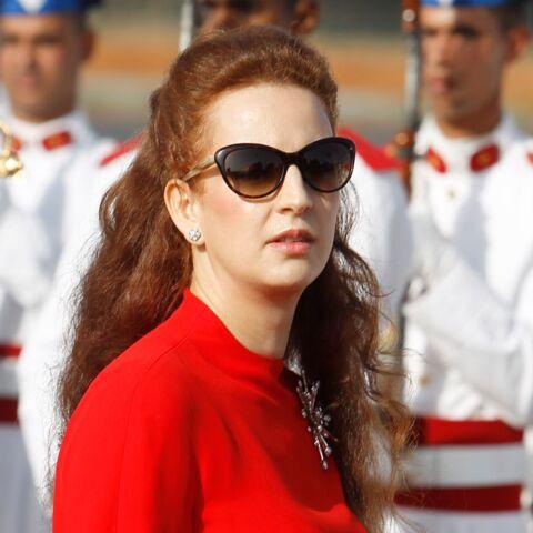 La princesse Lalla Salma en Grèce, empêchée de voyager avec ses deux enfants?