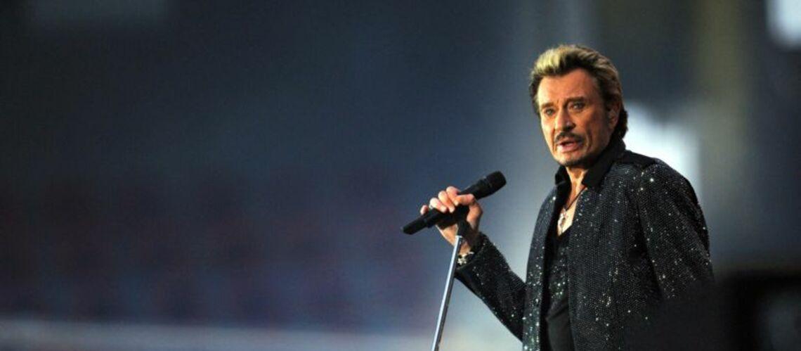 Johnny Hallyday : une nouvelle sortie de disque alors que la succession n'est pas encore bouclée - Gala