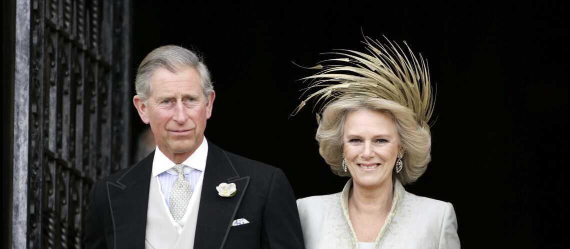 Camilla Parker-Bowles fête ses 72 ans : cette mésaventure qu'elle a connue le jour de son mariage avec Charles - Gala