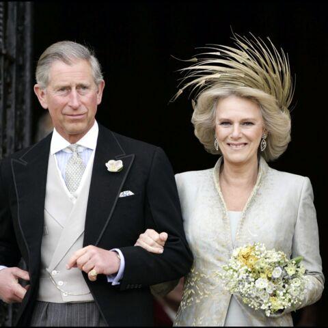 Camilla Parker-Bowles fête ses 72 ans: cette mésaventure qu'elle a connue le jour de son mariage avec Charles