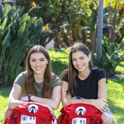 Kléofina et Julia: le message important que les deux Miss veulent faire passer en participant à Pékin Express
