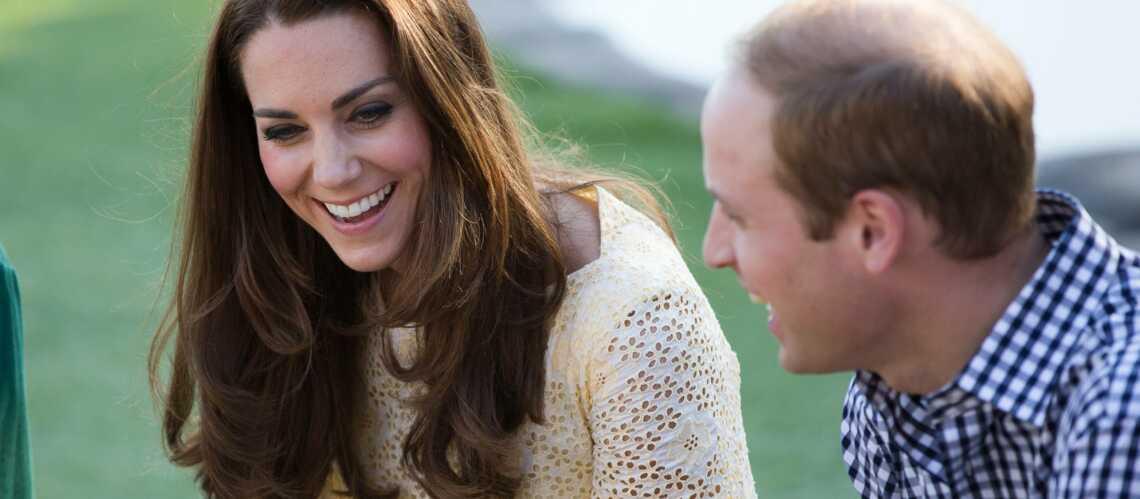Vacances de Kate Middleton et de William : sur l'île Moustique, ils retrouvent la fougue de leur jeunesse - Gala