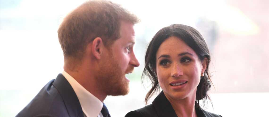 Révolte à Buckingham : les employés de la reine pas pressés d'accueillir Meghan Markle et le prince Harry - Gala