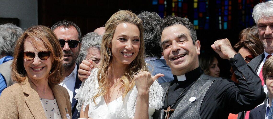Le prêtre qui a marié Laura Smet avoue un petit regret - Gala