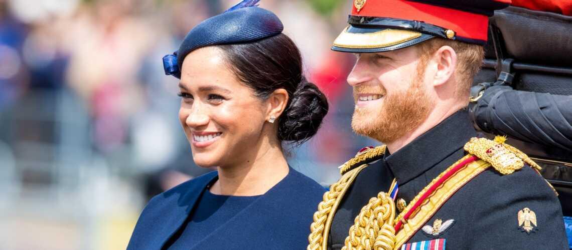 Buckingham vole enfin à la rescousse de Meghan Markle - Gala
