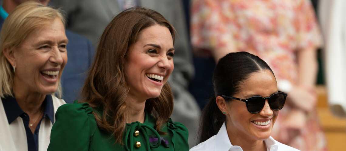 Kate Middleton, vraiment réconciliée avec Meghan Markle? Ce geste fort qu'attend Elizabeth II - Gala