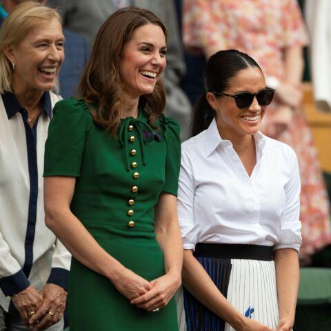 Kate Middleton, vraiment réconciliée avec Meghan Markle? Ce geste fort qu'attend Elizabeth II