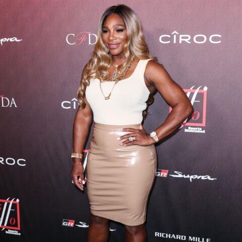 PHOTOS – Serena Williams passe au blond et c'est un relooking canon!